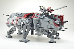 AT-TE02 (clebsmith) Tags: starwars lego walker