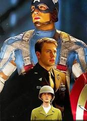 Captain America (Guardian Screen Images) Tags: world chris 2 two film america comics movie book evans war comic steve first books super stephen ii captain hero superhero steven heroes rogers superheroes rodgers marvel captian avenger the 2011