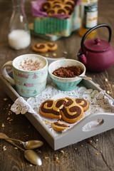 IMG_9712_exp (Helena / Rico sin Azcar) Tags: cookies chocolate palmeras vanilla palmier galletas vainilla