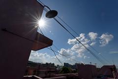 starburst (Nitya..) Tags: sky sun noon manual 16mm starburst infinityfocus liveview tokina1116 nikond750