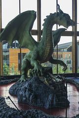 The Dragons Lair (evaxebra) Tags: wisconsin verona epic epiccampus epicintergalacticcampus
