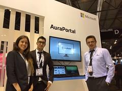 AuraPortal in DES2016