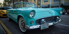 Thunderbird (another_scotsman) Tags: classic car florida 5thavenue naples thunderbird