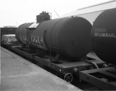 2-12-24:  Tankers VT4 &VT6,  Burnie,  Jan 1970 (EBRG16) Tags: burnie rollingstock tgr tasmanianrailways