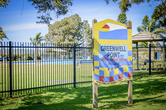Greenwell Point Village Pool (Visit Shoalhaven) Tags: summer holiday pool point fun coast community village play south quaint shoalhaven greenwell