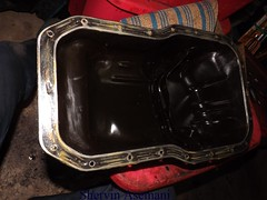 Mastermanship 4 by Shervin Asemani (103) (SheRviNRRR) Tags: oil pan gasket shervin asemani cork making