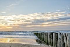 Sonnenuntergang Cadzand Bad Holland (rupprechtsascha) Tags: holland strand sonnenuntergang hdr cadzandbad meercadzandbadhdrlandmarkenmeersonnenuntergangstrandtageszeiturlaub