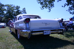 1957 Oldsmobile 98 (wildukuleleman) Tags: show hot classic cars abbey club cool rat day 98 1957 rod rods fathers automobiles rotary olds oldsmobile 2016 orginal autoi