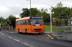 Marbill, Beith DAZ1538 (busmanscotland) Tags: volvo belfast type alexander q daz beith 1538 b10m marbill b10m60 daz1538