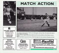 St Mirren vs Celtic - 1988 - Page 15 (The Sky Strikers) Tags: street love st magazine scottish match celtic premier league bq clydeside 60p mirren