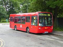 GAL MB 157 - YX60FUY - OSF - SIDCUP QM HOSPITAL - MON 13TH JUNE 2016 (Bexleybus) Tags: london ahead hospital kent go queen route 200 marys dennis enviro metrobus tfl 157 adl sidcup goahead r11 yx60fuy