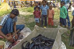 Tribal market (wietsej) Tags: india rural village market tribal hills chhattisgarh maikal sony6000 sonycarlzeissvariotessart1670mmf4zaoss