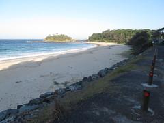 Heading into Seal Rocks (spelio) Tags: nov 2015 nsw travel coast beach view rocks sea australia