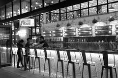 Beer Belly - Bangkok (jcbkk1956) Tags: signs bar night thailand neon fuji bangkok beerbelly thonglo xt1 27mmf28