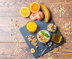 11/52 Comida/Food (Xisco Bibiloni) Tags: food fruit breakfast project healthy comida fruta yoghurt cereals desayuno cereales miseenplace saludable strobist 52week 52weekproject 52project