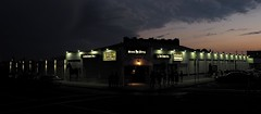 Stone Pony at Dusk (markchevy) Tags: night landscape photo newjersey interesting pix graphic dusk asburypark nj picture scene atlantic vista boardwalk pictorial oceangrove stonepony markchevy omdem10 johnspilatro