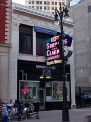 Detroit, MI Simmons & Clark (army.arch) Tags: clock sign mi neon michigan detroit jewelry jeweler simmonsandclark