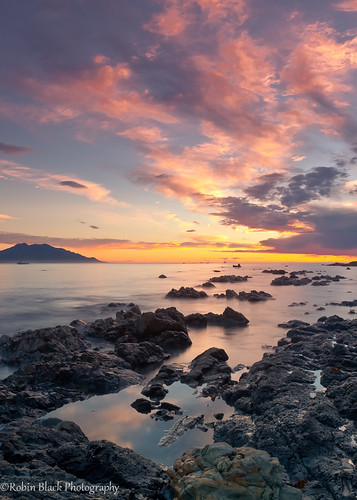 Kaikoura Sunrise (New Zealand)