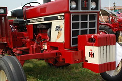 Bright Lightnin' (Tunamelt2) Tags: international harvester 784 brightlightnin