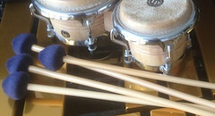 Arnold Faber: Tools Of The Trade (Arnold Faber) Tags: percussion vibraphone arnoldfaber goldmonster