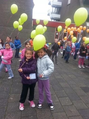 Heliumballonnen De Toermalijn Spijkenisse