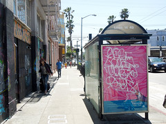(gordon gekkoh) Tags: sanfrancisco people rose graffiti al lousy btm tusl