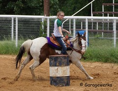 Kellyville Barrel Race May 26th (Garagewerks) Tags: horse oklahoma sport race america cowboy all sony country barrel american rodeo cowgirl 70300mm tamron countryliving barrelracing barrelrace f456 jrrodeo roundupclub slta65v kellyvilleroundupclub