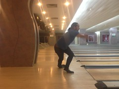 perfect form pt.2 (brendan gibson) Tags: china apple amazing asia inner mongolia bowling prc gibson brendan 4s iphone innermongolia perfectform hohhot thisiseasy brendangibson appleiphone4s
