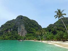 Tonsai Bay, Phi Phi Island (Koh Phi Phi Don) - Krabi, Thailand (Andrea Moscato) Tags: sea beach nature water asia day mare tailandia clear phuket thailandia spiaggia andaman andamane andreamoscato