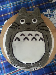 cookie totoro (buenfr) Tags: cookie totoro ghibli gteau flickrandroidapp:filter=none