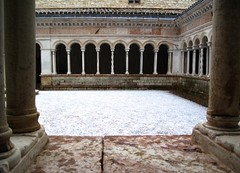 After the Hailstorm (YIP2) Tags: italy abbey monastery cloister benedictine romanesque monasterio umbria foligno benedictines