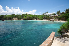 Lembongan Island (Pleon Asm) Tags: ocean travel blue sea bali holiday beach water canon indonesia island asia young diving surfing backpacking lembongan
