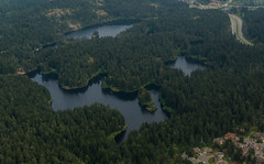 20130511D8E_5501 (cisco42) Tags: lake canada britishcolumbia shoreline vancouverisland northamerica freshwater thetislake viewroyal