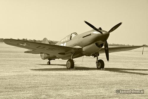 Curtis P40-B Warhawk
