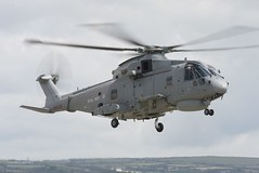 Royal Navy Merlin Mark 2 Helicopter
