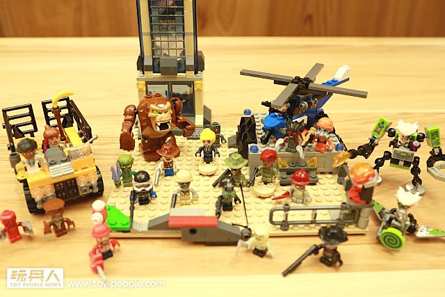 會自己動的積木玩具!孩之寶Kre-O 積木組城市小鎮系列 開箱報告~