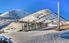 Serenity... (Ankit_) Tags: blue winter newzealand sky snow nature landscape southisland hdr topshots photosandcalendar worldwidelandscapes natureselegantshots panoramafotogrfico theoriginalgoldseal flickrsportal