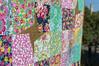Lucky girl close (Lynn Carson Harris) Tags: quilt linen sewing luckygirl sisboom jenniferpaganelli