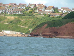 DSCF5698 (Jaydoni_182) Tags: ocean sea summer holiday beach abbey marina boats speedboat wildlife devon naturist exmouth 2013