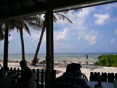 The Beach House Restaurant (heytampa) Tags: beach gulfofmexico restaurant view palmtree beachhouserestaurant