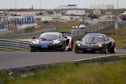 McLaren MP4-12C GT3, Lotus Evora GT3