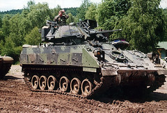 "M3A2 Bradley (4) • <a style=""font-size:0.8em;"" href=""http://www.flickr.com/photos/81723459@N04/9932490436/"" target=""_blank"">View on Flickr</a>"
