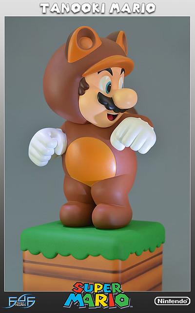 超級瑪莉兄弟3D 瑪莉歐浣熊裝