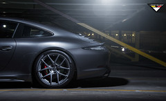 Vorsteiner Porsche 991 V-GT Edition Carrera (Vorsteiner) Tags: flow wheels porsche finish form carbon custom fiber diffuser forged carbonfiber rearspoiler vorsteiner frontspoiler