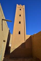 (orientalizing) Tags: architecture minaret morocco ksar mudbrick ouedziz routep7197