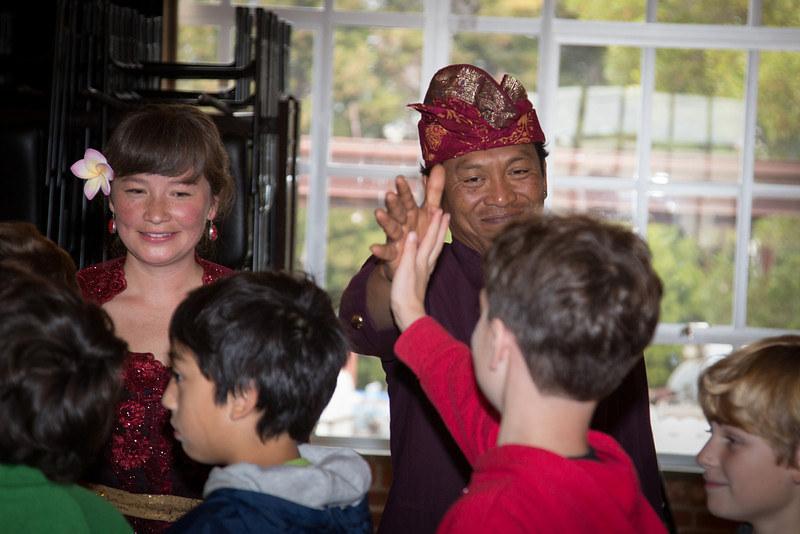 PAL Program ft. Gamelan Sekar Jaya 11/14/13