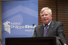 Juge Philippe Kirsch (kirschinstitute) Tags: montreal institute kirsch cpd barreauduquebec juridique formationcontinue kirschinstitute institutkirsch
