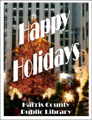 Rockefeller Center Xmas (hcplebranch) Tags: reading marketing libraries books ebranch digitalservices harriscountypubliclibrary facebookgraphics harriscountypl