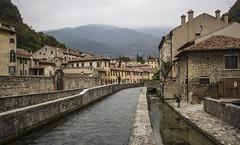 VITTORIO VENETO. (FRANCO600D) Tags: vittorioveneto treviso serravalle meschio fiume veneto canon eos600d franco600d