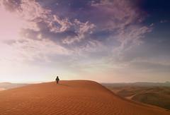 (  Abdallah Al-Qahtani   ) Tags: sky happy child desert future success       flickrandroidapp:filter=none